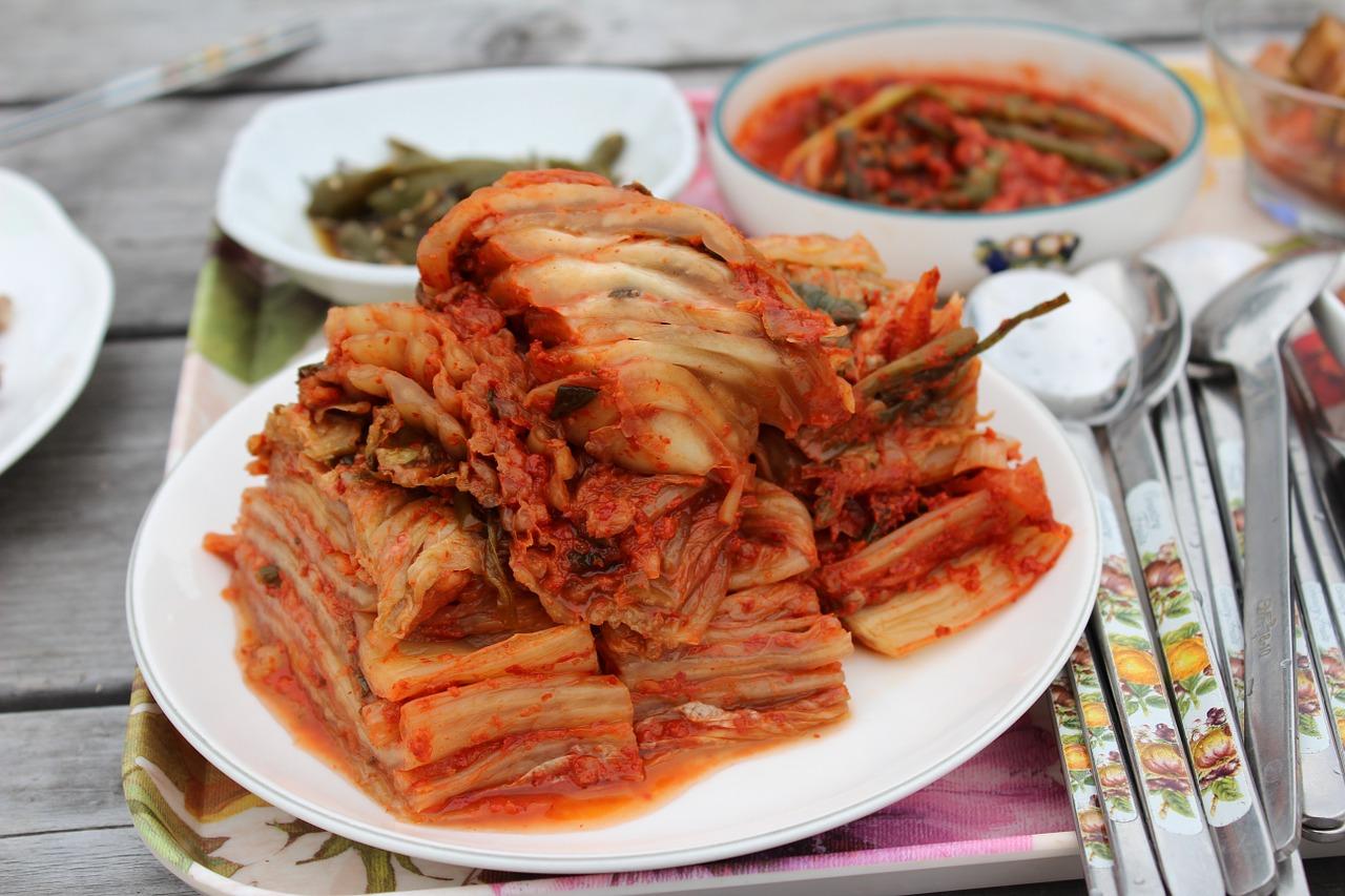 Kimchi rezepte