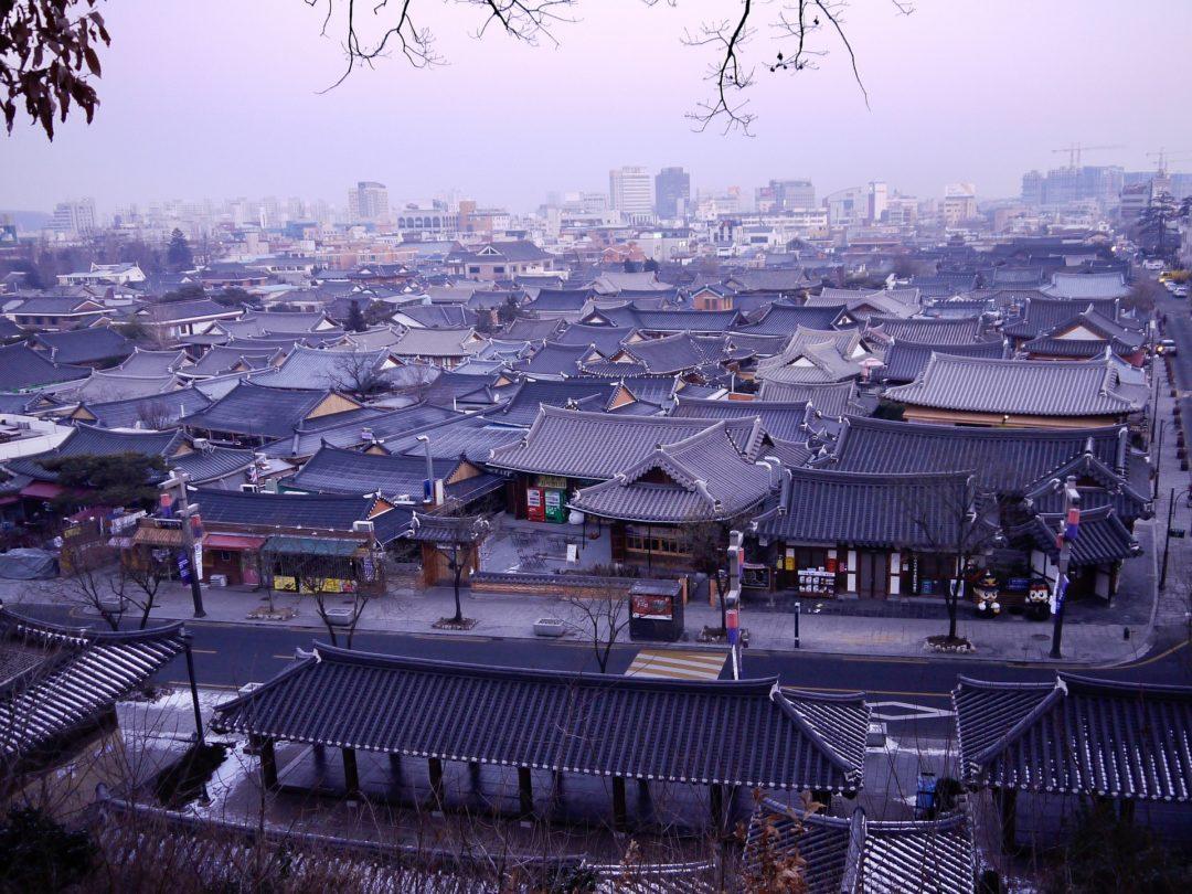 Auslandsjahr Südkorea
