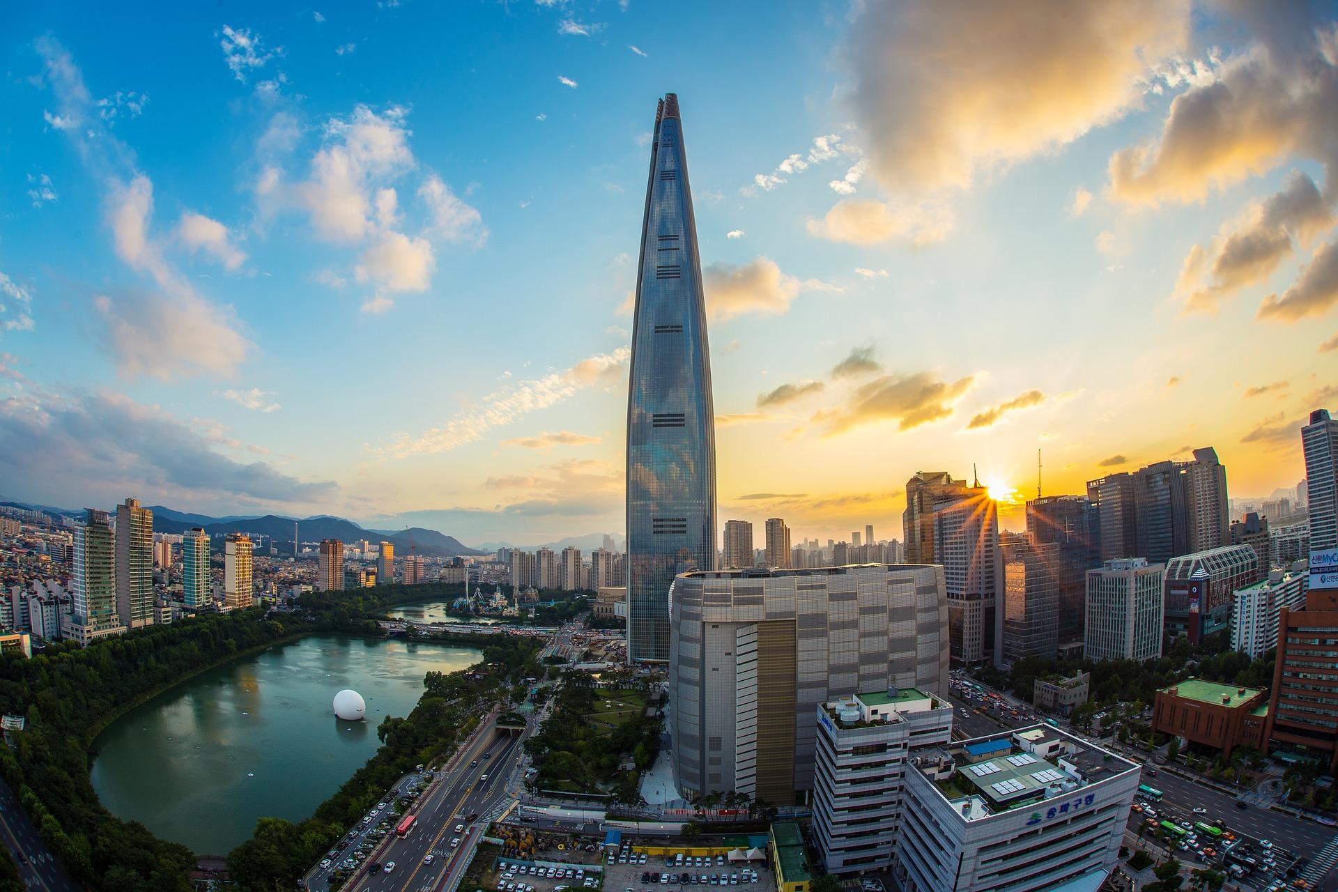 Seoul Reise