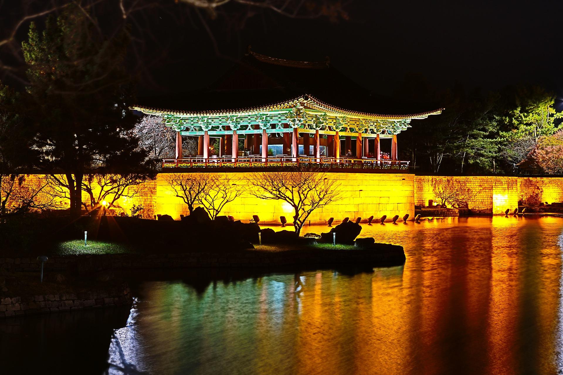 Korea Reisen