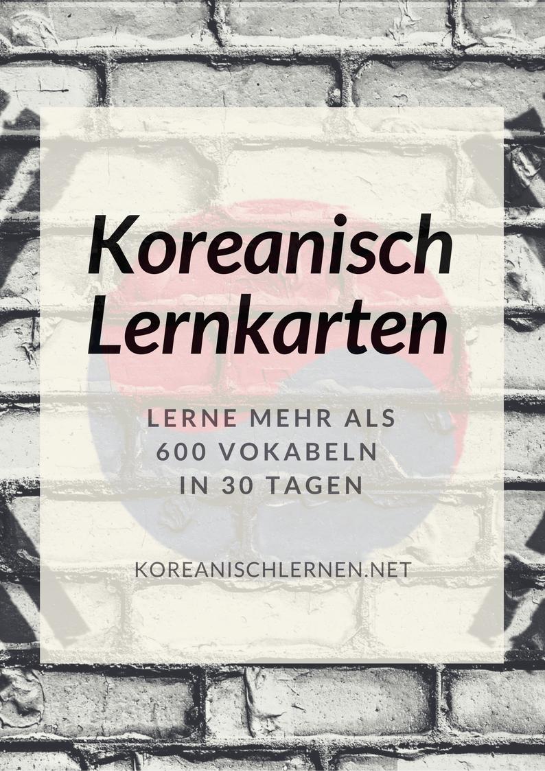 Koreanische Zahlen Verstehen Und Koreanisch Zählen Für Anfänger