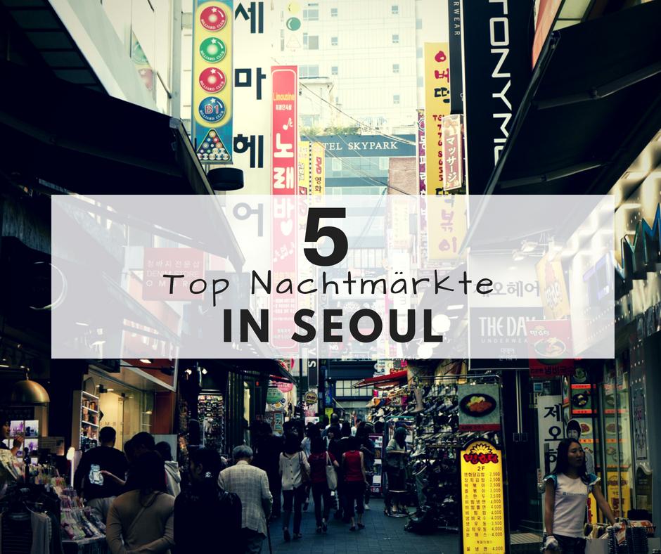 Südkorea Urlaub