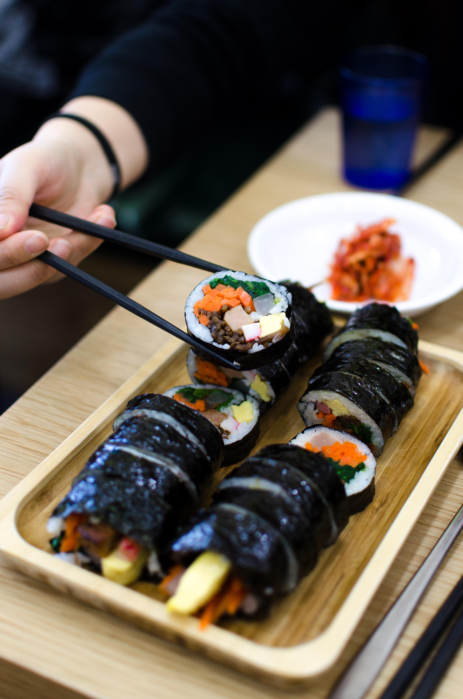 koreanisch restaurant